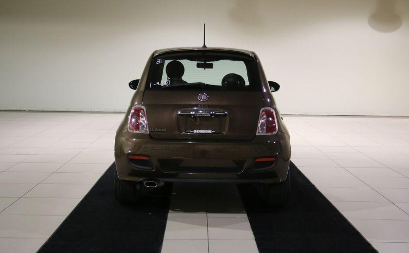 2012 Fiat 500 Sport A/C MAGS  BLUETHOOT #5