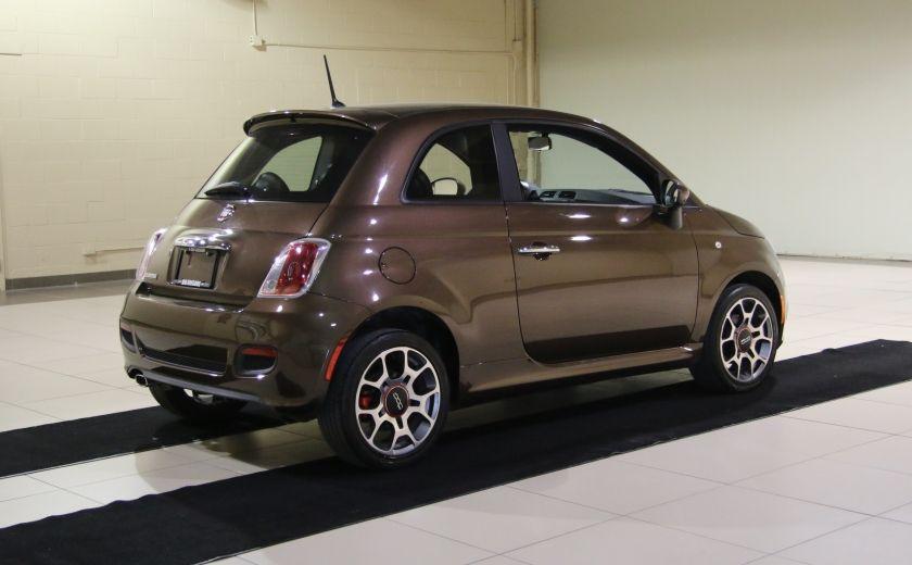 2012 Fiat 500 Sport A/C MAGS  BLUETHOOT #6