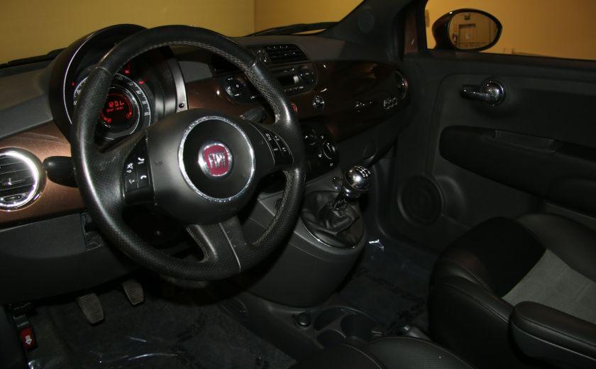 2012 Fiat 500 Sport A/C MAGS  BLUETHOOT #8