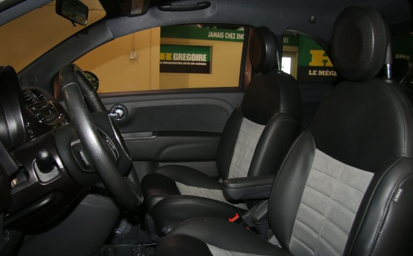 2012 Fiat 500 Sport A/C MAGS  BLUETHOOT #9