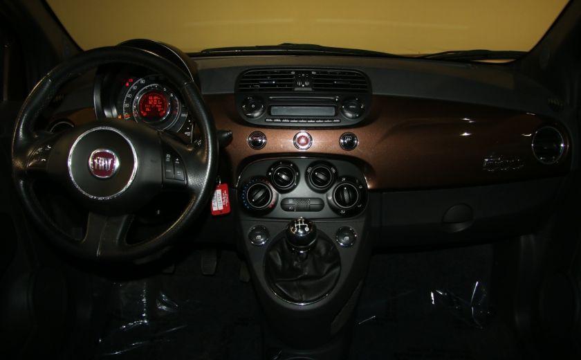 2012 Fiat 500 Sport A/C MAGS  BLUETHOOT #11