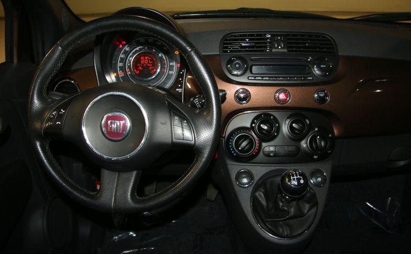 2012 Fiat 500 Sport A/C MAGS  BLUETHOOT #12