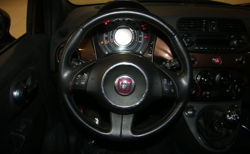 2012 Fiat 500 Sport A/C MAGS  BLUETHOOT #13