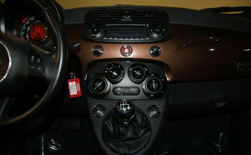 2012 Fiat 500 Sport A/C MAGS  BLUETHOOT #14