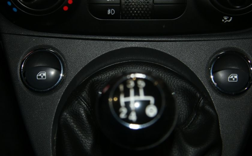 2012 Fiat 500 Sport A/C MAGS  BLUETHOOT #15