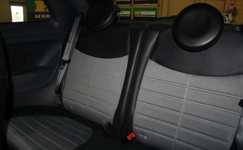 2012 Fiat 500 Sport A/C MAGS  BLUETHOOT #17