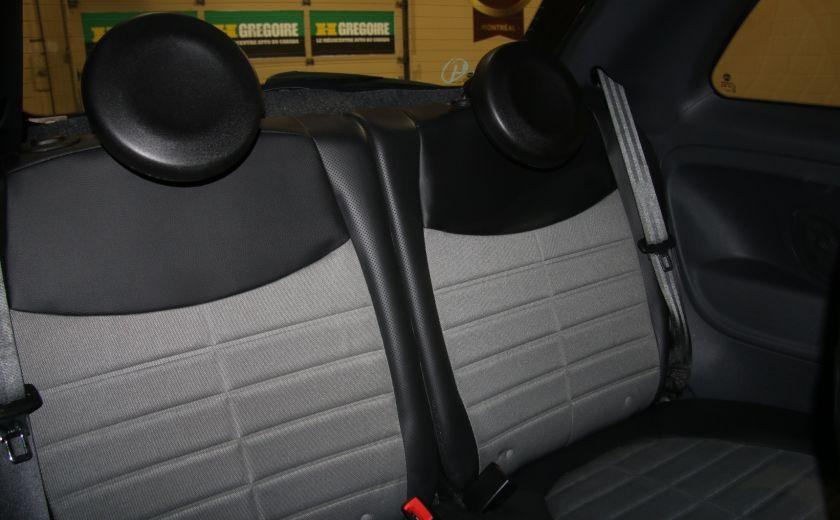2012 Fiat 500 Sport A/C MAGS  BLUETHOOT #18