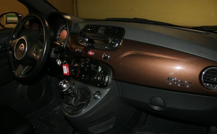 2012 Fiat 500 Sport A/C MAGS  BLUETHOOT #19