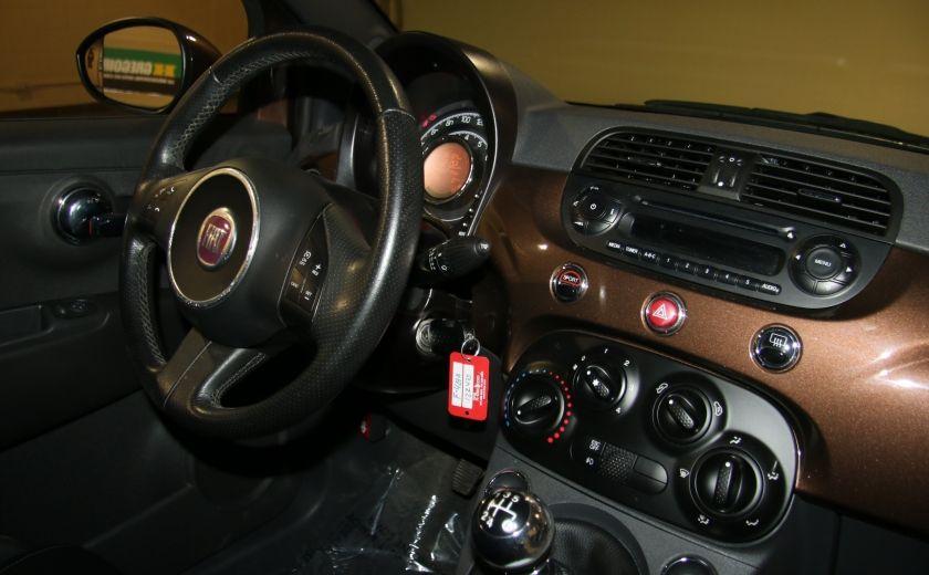 2012 Fiat 500 Sport A/C MAGS  BLUETHOOT #20