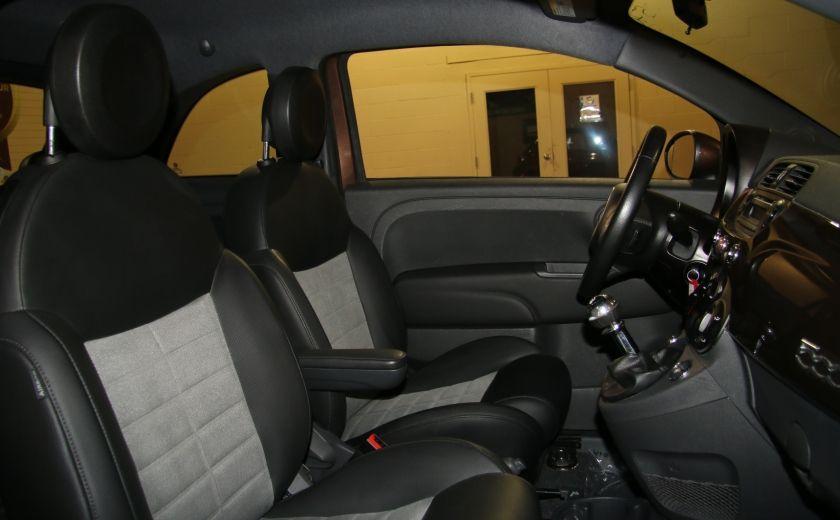 2012 Fiat 500 Sport A/C MAGS  BLUETHOOT #21