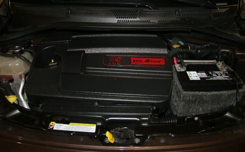 2012 Fiat 500 Sport A/C MAGS  BLUETHOOT #22