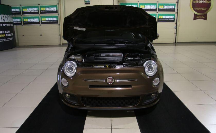 2012 Fiat 500 Sport A/C MAGS  BLUETHOOT #23