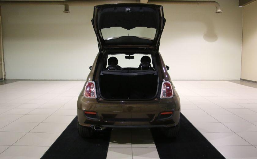 2012 Fiat 500 Sport A/C MAGS  BLUETHOOT #24