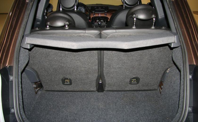 2012 Fiat 500 Sport A/C MAGS  BLUETHOOT #25