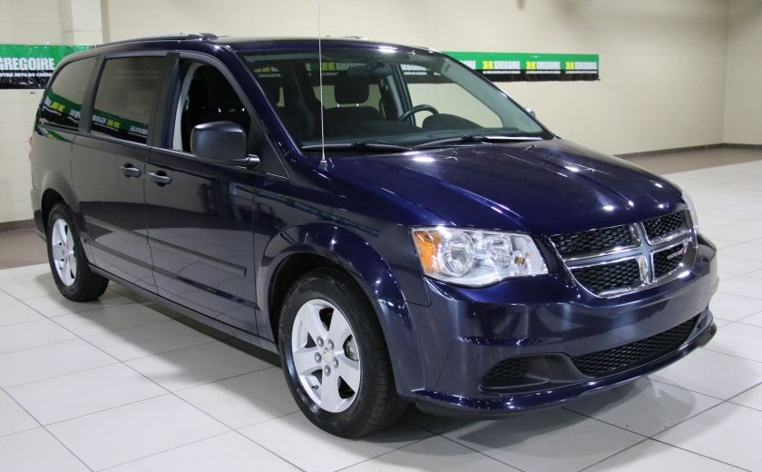2015 Dodge GR Caravan Canada Value Package AUTO A/C GR ELECT BLUETOOTH S #0