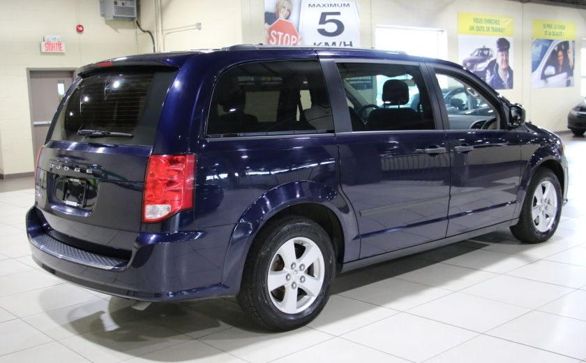 2015 Dodge GR Caravan Canada Value Package AUTO A/C GR ELECT BLUETOOTH S #6