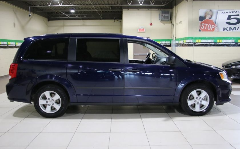 2015 Dodge GR Caravan Canada Value Package AUTO A/C GR ELECT BLUETOOTH S #7