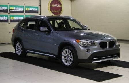 2012 BMW X1 28i AWD AUTO A/C TOIT MAGS in Victoriaville