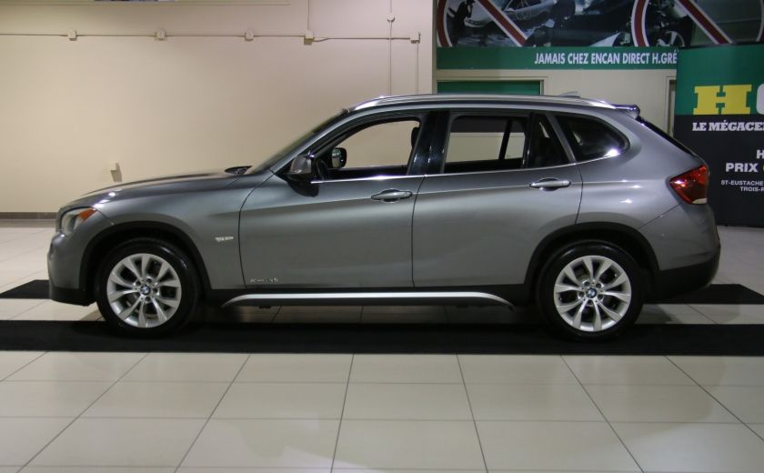 2012 BMW X1 28i AWD AUTO A/C TOIT MAGS #3