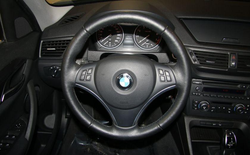 2012 BMW X1 28i AWD AUTO A/C TOIT MAGS #15