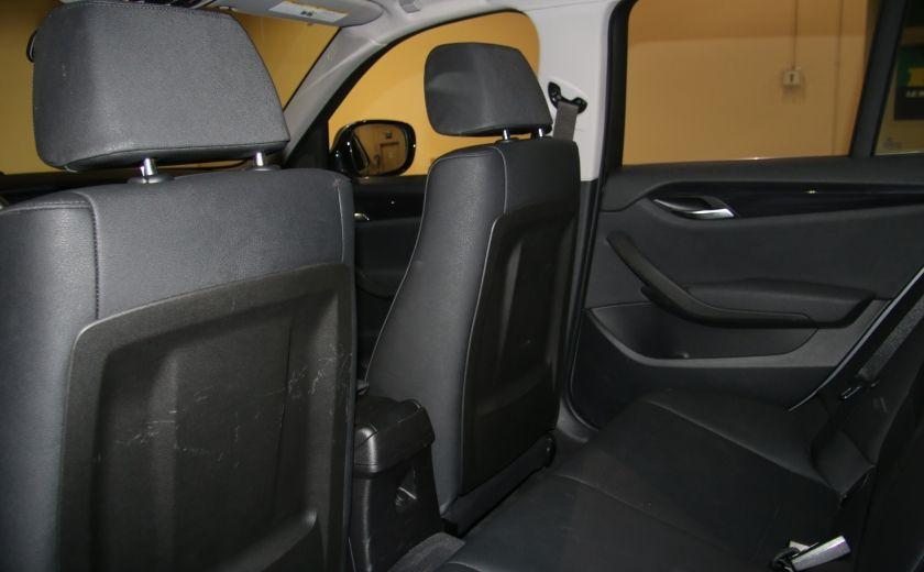 2012 BMW X1 28i AWD AUTO A/C TOIT MAGS #18