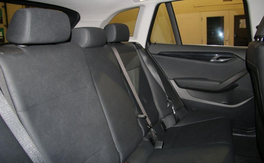 2012 BMW X1 28i AWD AUTO A/C TOIT MAGS #21