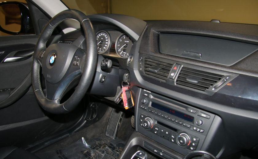 2012 BMW X1 28i AWD AUTO A/C TOIT MAGS #23
