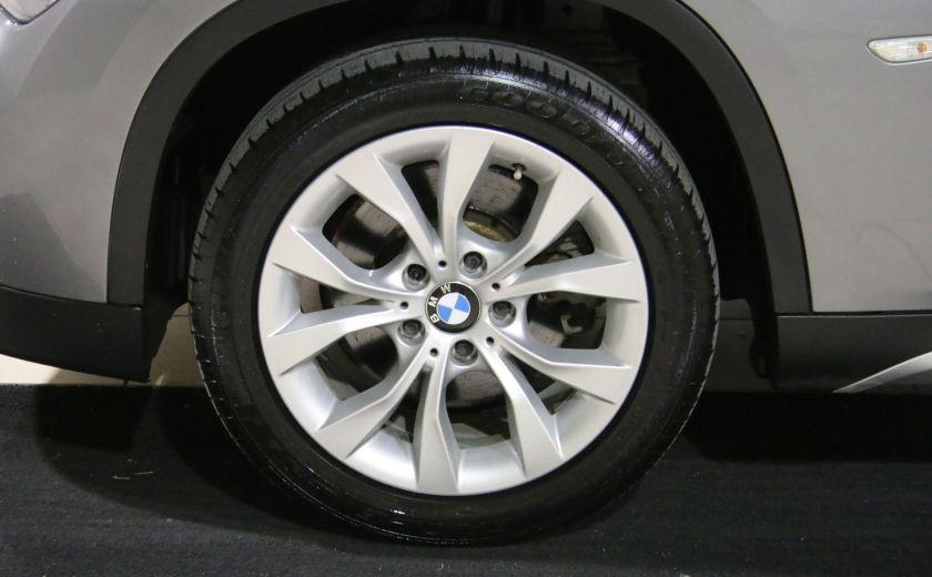 2012 BMW X1 28i AWD AUTO A/C TOIT MAGS #31