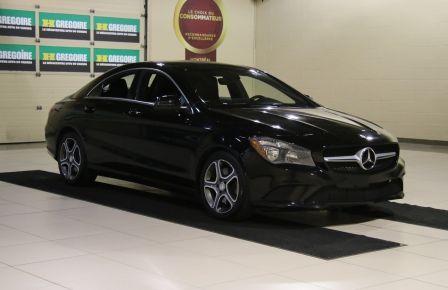 2015 Mercedes Benz CLA250 4 MATIC AUTO A/C CUIR TOIT MAGS à
