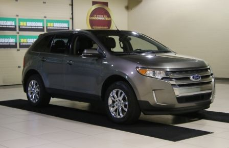2013 Ford EDGE Limited AWD AUTO A/C CUIR TOIT MAGS CHROME in Îles de la Madeleine