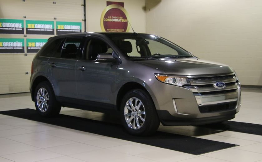 2013 Ford EDGE Limited AWD AUTO A/C CUIR TOIT MAGS CHROME #0