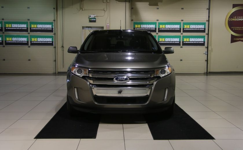 2013 Ford EDGE Limited AWD AUTO A/C CUIR TOIT MAGS CHROME #1