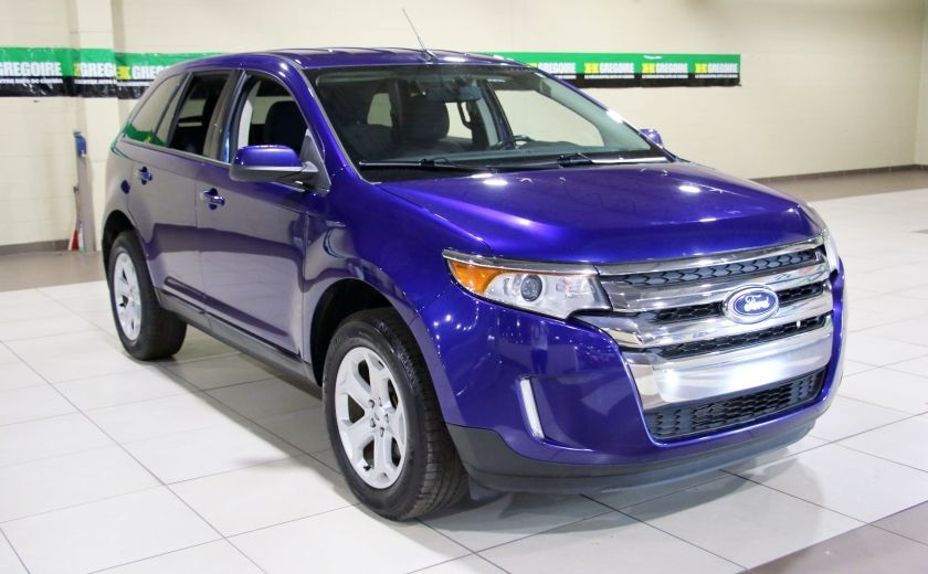 2013 Ford EDGE SEL AUTO A/C GR ELECT MAGS BLUETOOTH #0