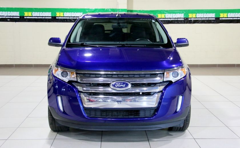 2013 Ford EDGE SEL AUTO A/C GR ELECT MAGS BLUETOOTH #1
