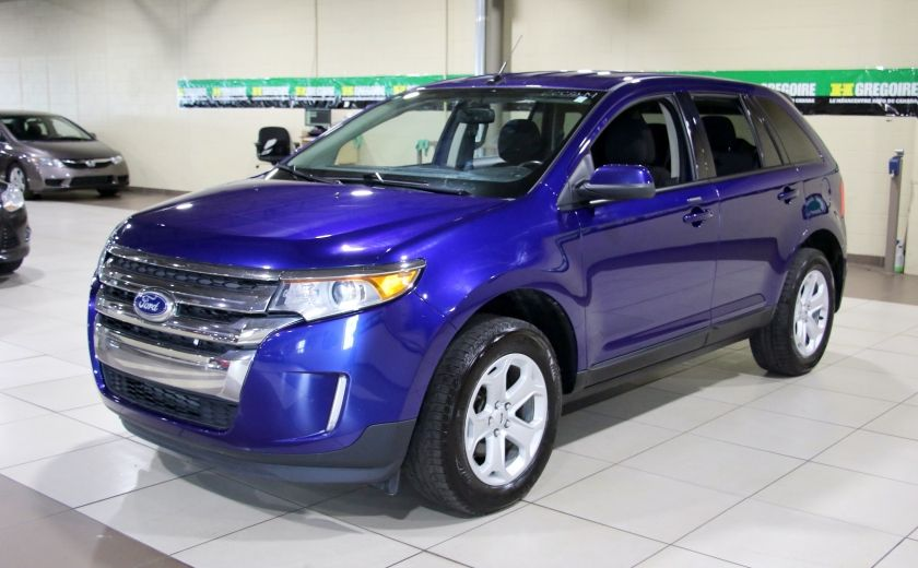 2013 Ford EDGE SEL AUTO A/C GR ELECT MAGS BLUETOOTH #2