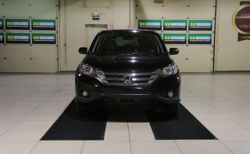 2014 Honda CRV EX-L AWD AUTO A/C CUIR TOIT MAGS  CAMERA RECUL #1