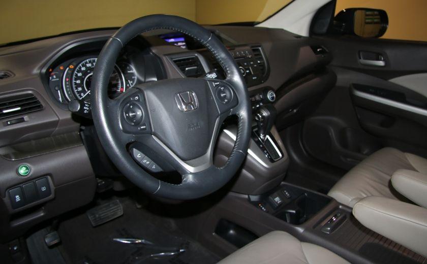 2014 Honda CRV EX-L AWD AUTO A/C CUIR TOIT MAGS  CAMERA RECUL #8