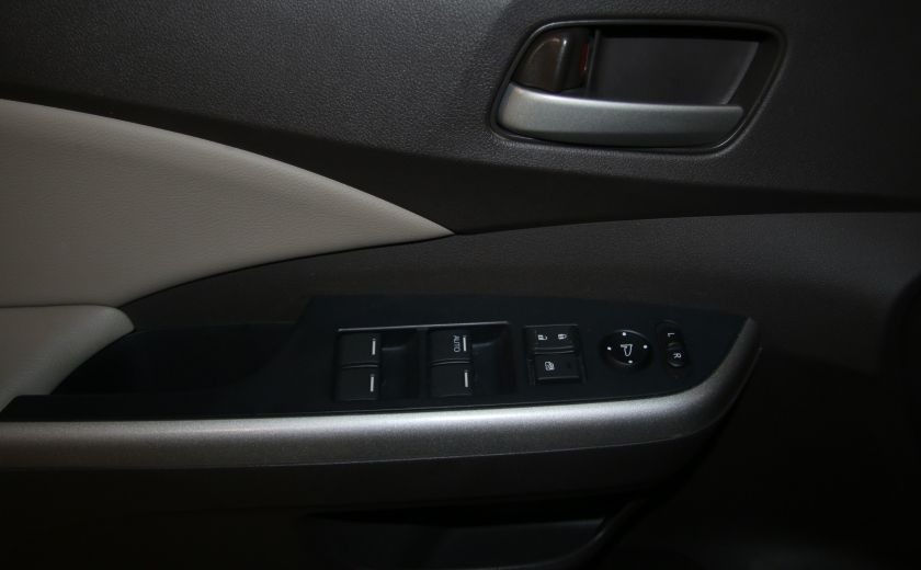 2014 Honda CRV EX-L AWD AUTO A/C CUIR TOIT MAGS  CAMERA RECUL #10