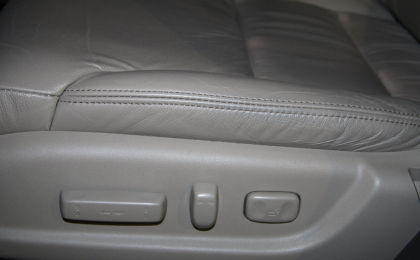 2014 Honda CRV EX-L AWD AUTO A/C CUIR TOIT MAGS  CAMERA RECUL #11