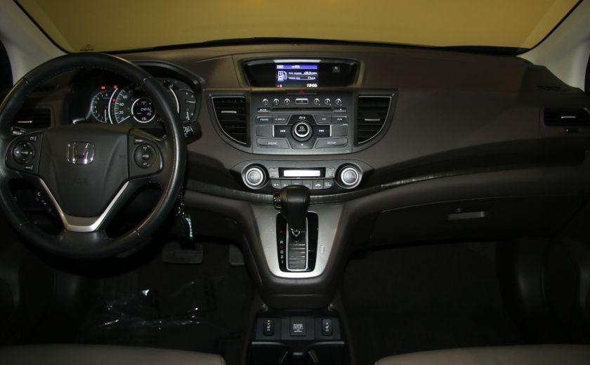 2014 Honda CRV EX-L AWD AUTO A/C CUIR TOIT MAGS  CAMERA RECUL #13