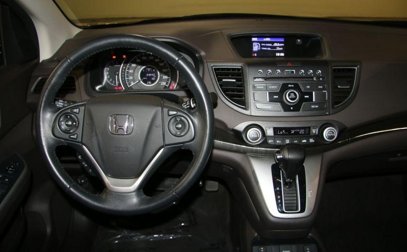 2014 Honda CRV EX-L AWD AUTO A/C CUIR TOIT MAGS  CAMERA RECUL #14