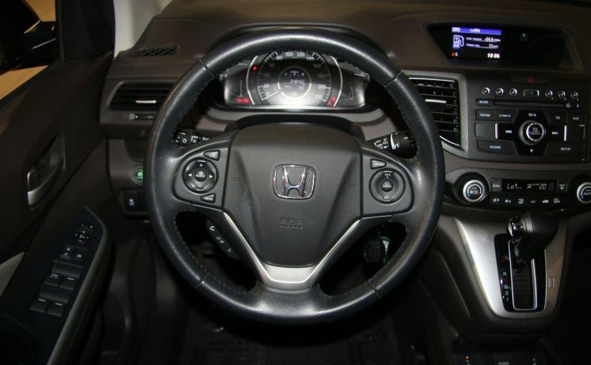 2014 Honda CRV EX-L AWD AUTO A/C CUIR TOIT MAGS  CAMERA RECUL #15