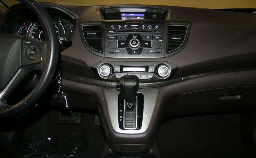 2014 Honda CRV EX-L AWD AUTO A/C CUIR TOIT MAGS  CAMERA RECUL #16