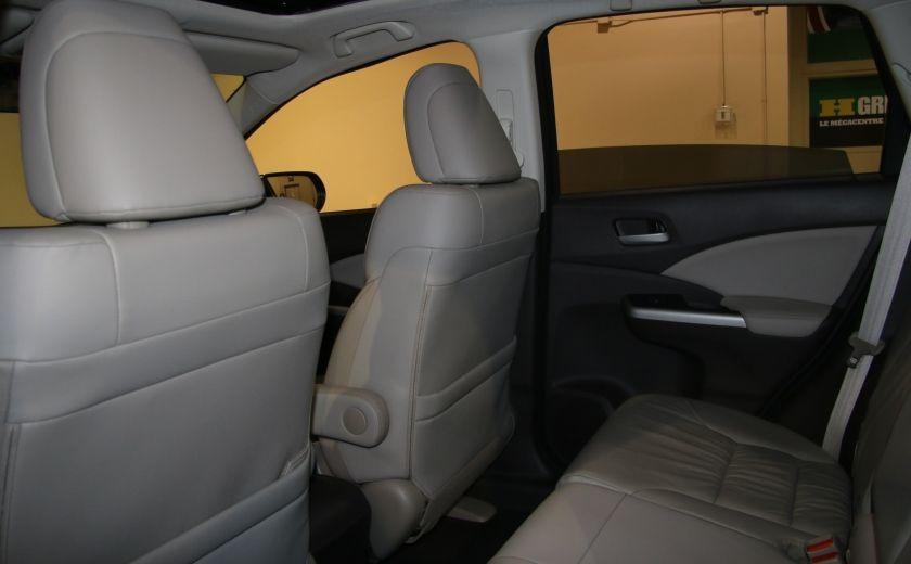 2014 Honda CRV EX-L AWD AUTO A/C CUIR TOIT MAGS  CAMERA RECUL #20
