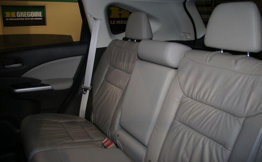 2014 Honda CRV EX-L AWD AUTO A/C CUIR TOIT MAGS  CAMERA RECUL #21