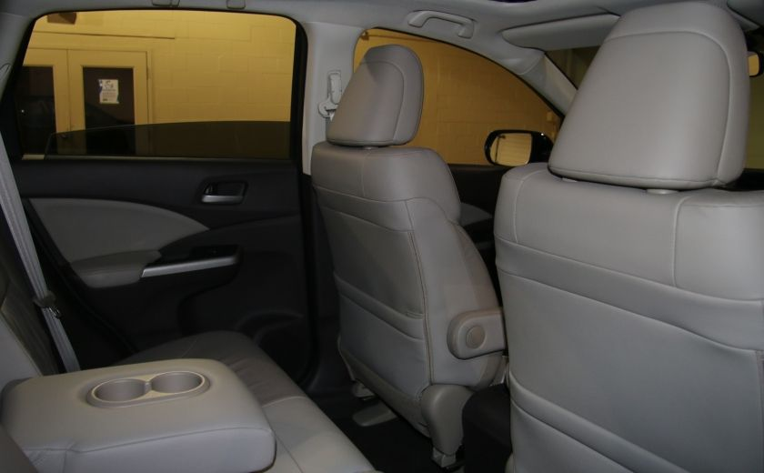 2014 Honda CRV EX-L AWD AUTO A/C CUIR TOIT MAGS  CAMERA RECUL #22