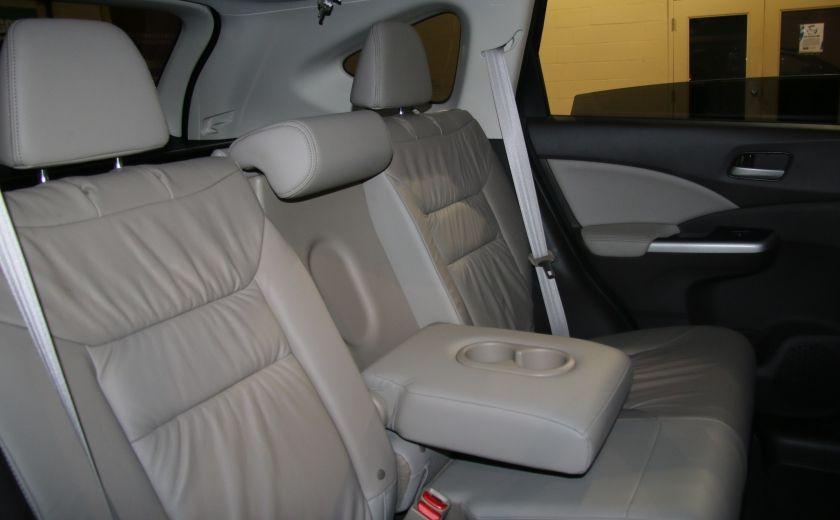2014 Honda CRV EX-L AWD AUTO A/C CUIR TOIT MAGS  CAMERA RECUL #23