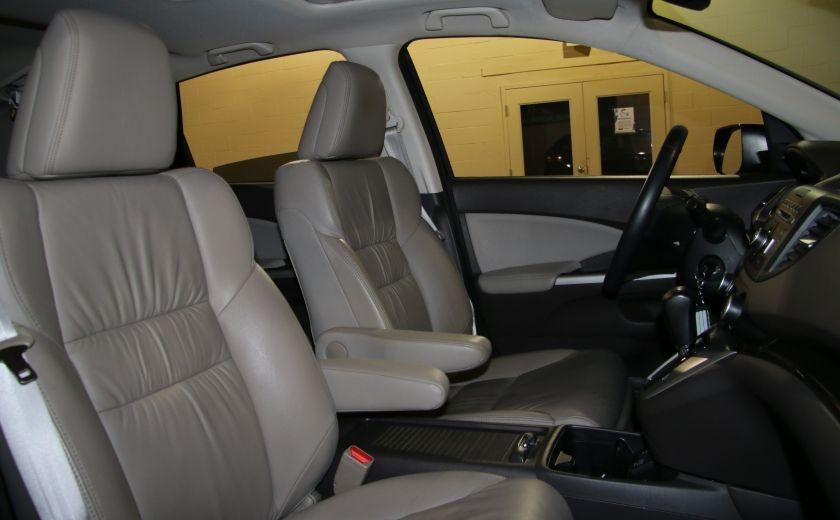 2014 Honda CRV EX-L AWD AUTO A/C CUIR TOIT MAGS  CAMERA RECUL #26