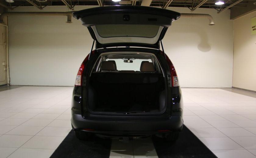 2014 Honda CRV EX-L AWD AUTO A/C CUIR TOIT MAGS  CAMERA RECUL #29