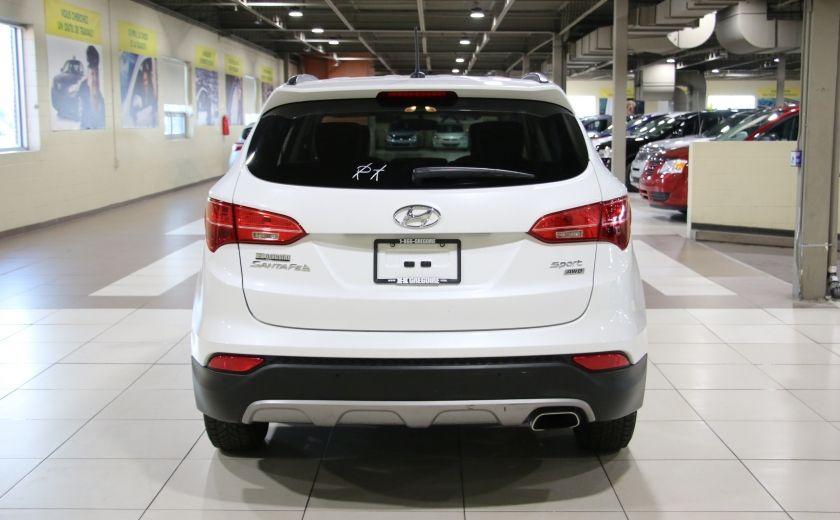 2014 Hyundai Santa Fe PREMIUM AWD AC MAGS BLUETHOOT #4